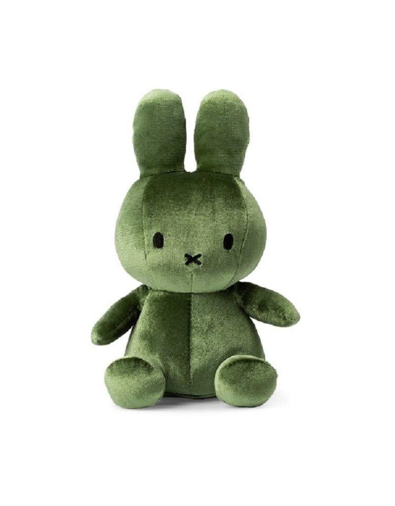 Nijntje velvet moss green