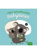 Schuifboekje babydieren