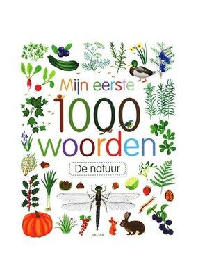 Deltas Mijn eerste 1000 woorden, de natuur