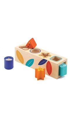 Djeco Djeco houten vormenstoof Biota basic