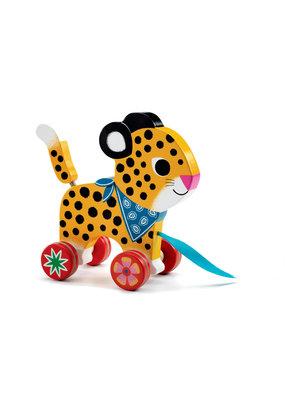 Djeco Djeco trekdier luipaard Greta