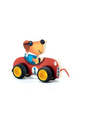 Djeco Djeco trekfiguur Terreno Car