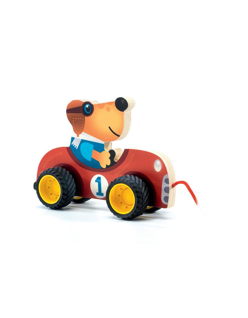 Djeco Djeco trekfiguur Terreno Car dj06241