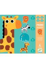 Djeco Djeco eerste puzzels, in de jungle dj07135