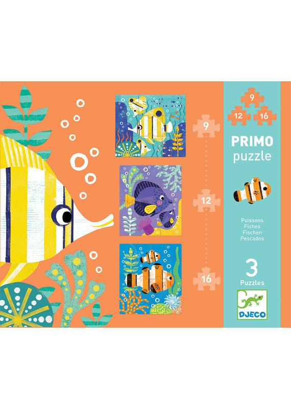 Djeco Djeco puzzel vissen
