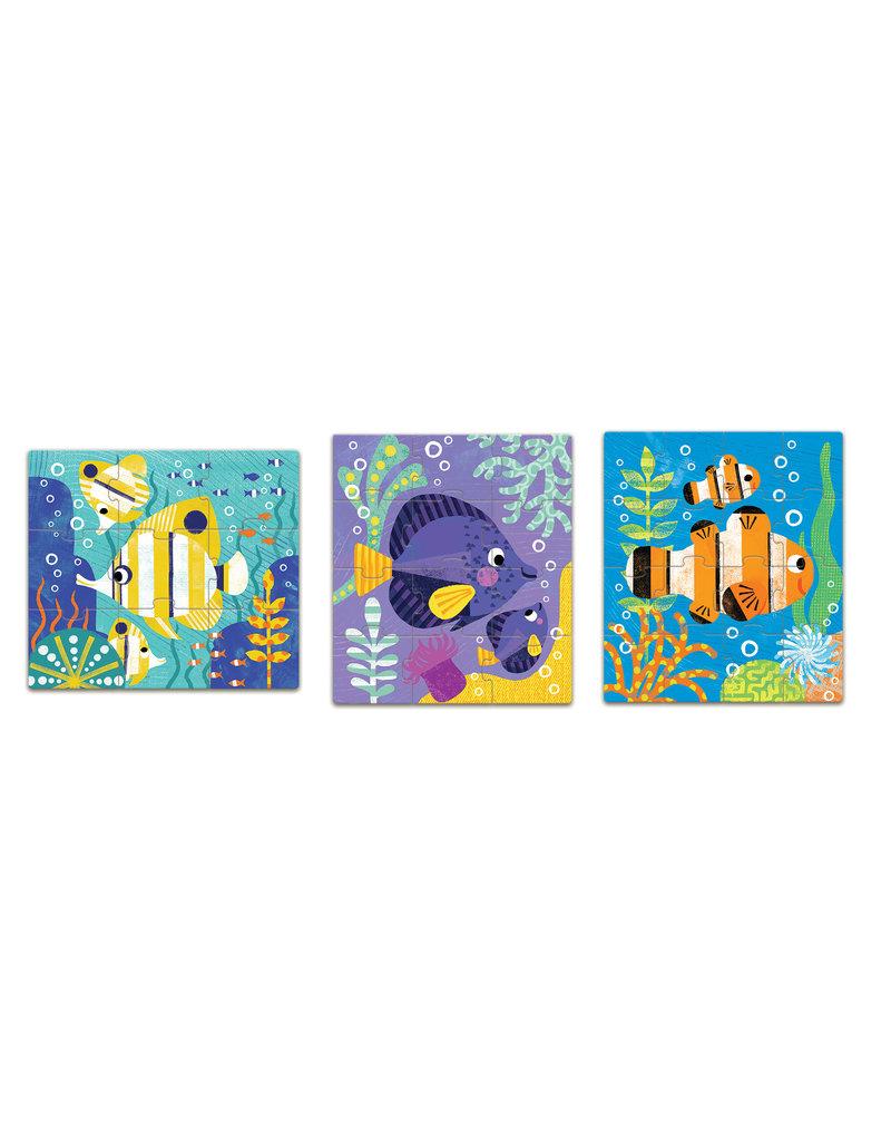 Djeco Djeco puzzel vissen dj07138