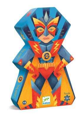 Djeco Djeco puzzel lazer boy dj07228