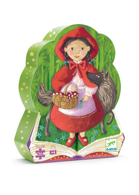 Djeco Djeco puzzel roodkapje dj07230