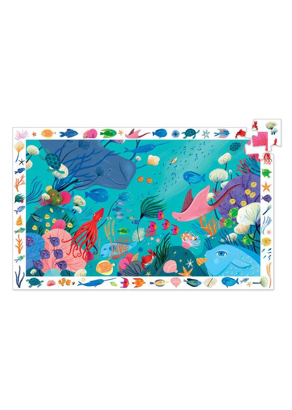 Djeco Djeco zoekpuzzel Aquatique dj07562