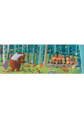 Djeco Djeco puzzel bosvrienden 100 stukjes