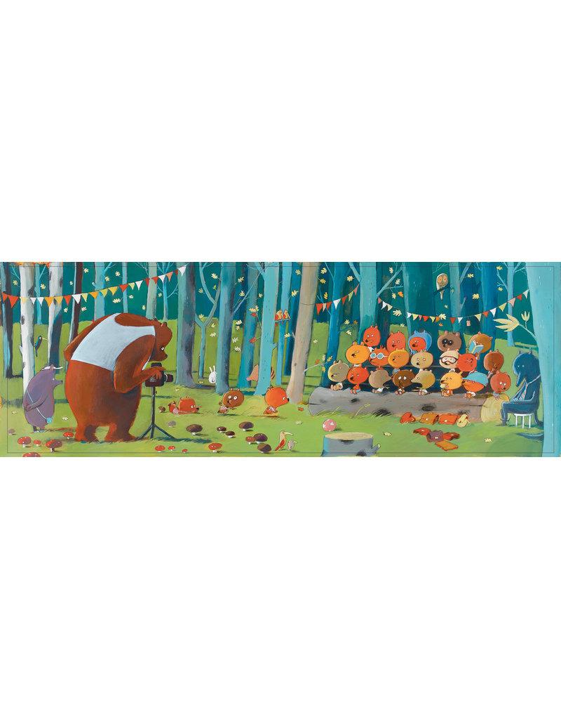 Djeco Djeco puzzel bosvrienden 100 stukjes dj07636