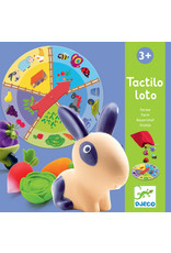 Djeco Djeco spel tactilo loto farm dj08135