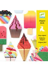Djeco Djeco origami eenvoudige lekkernijen dj08756