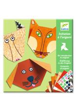 Djeco Djeco Origami dieren dj08761