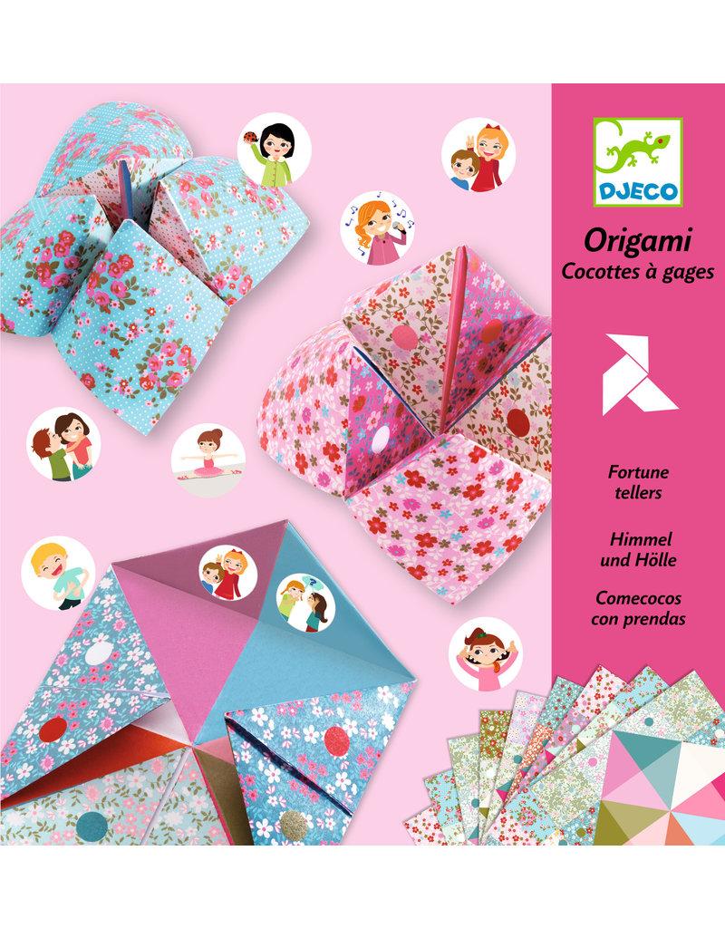 Djeco Djeco origami Vogelspel dj08773