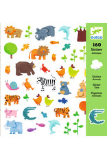 Djeco Djeco stickers dieren dj08841
