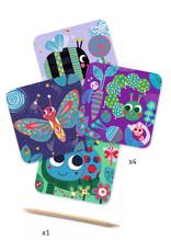 Djeco Djeco kraskaarten allemaal beestjes dj09092