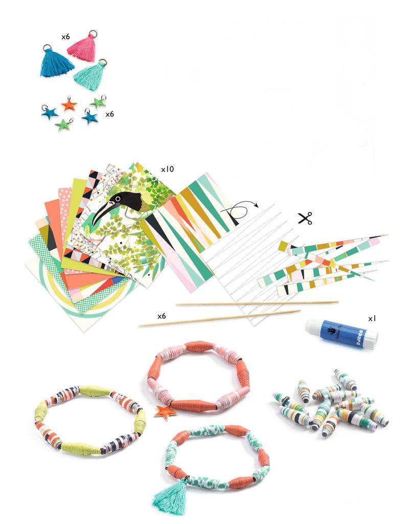 Djeco Djeco armbandjes maken Lente dj09404
