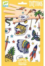 Djeco Djeco tattoos BangBang dj09577