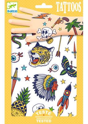 Djeco Djeco tattoos BangBang