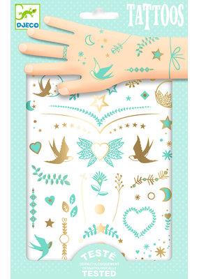 Djeco Djeco tattoos Lilly's sieraden dj09593