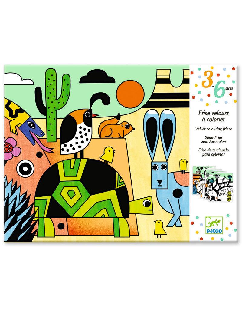 Djeco Djeco vilten kleurplaten Colorado dj09627