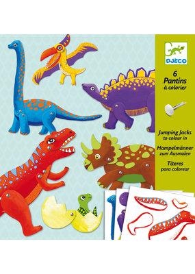 Djeco Djeco knutselset Dino's