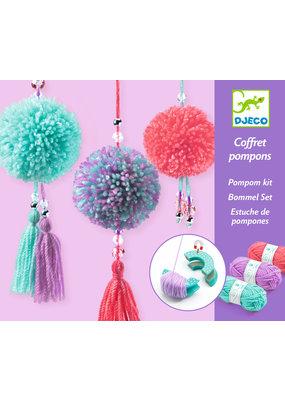 Djeco Djeco knutselset pompons maken