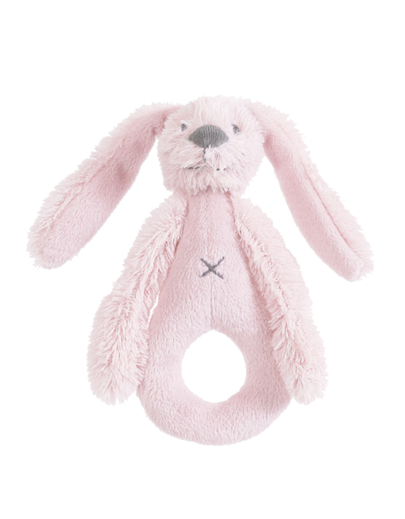 Happy Horse Happy Horse Rattle Rabbit Richie pink