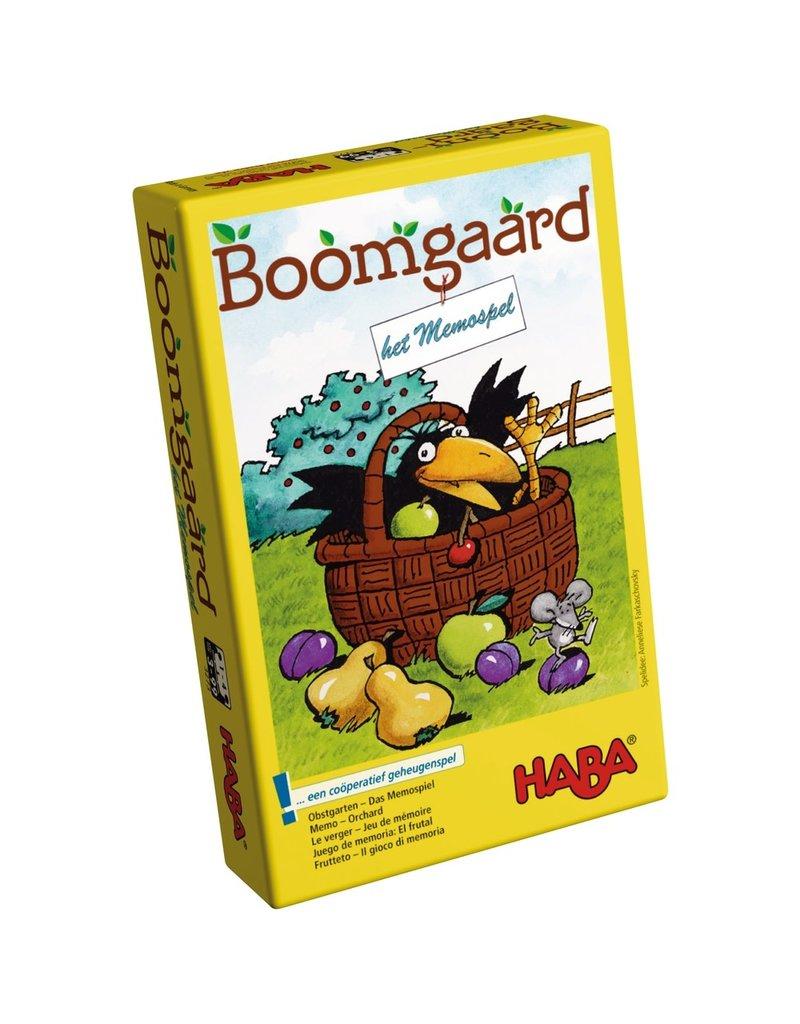 Haba Haba Boomgaard - het memospel