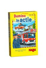 Haba Haba Domino in actie