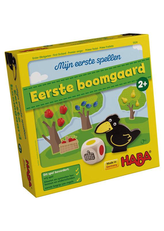 Haba Haba Mijn eerste spellen, eerste boomgaard