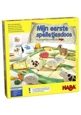 Haba Haba mijn eerste spellendoos