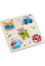 Haba Haba inlegpuzzel speelgoed