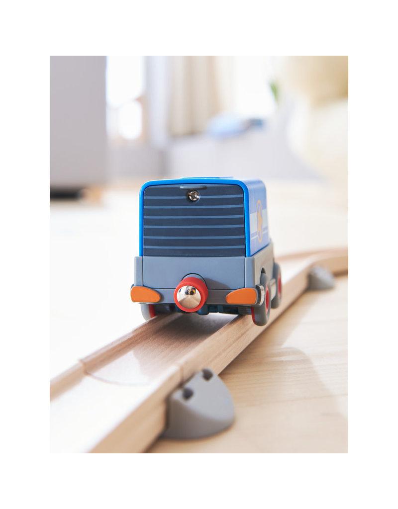 Haba Haba Kullerbü vrachtwagen op batterij