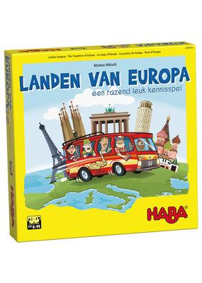 Haba Haba Landen van europa
