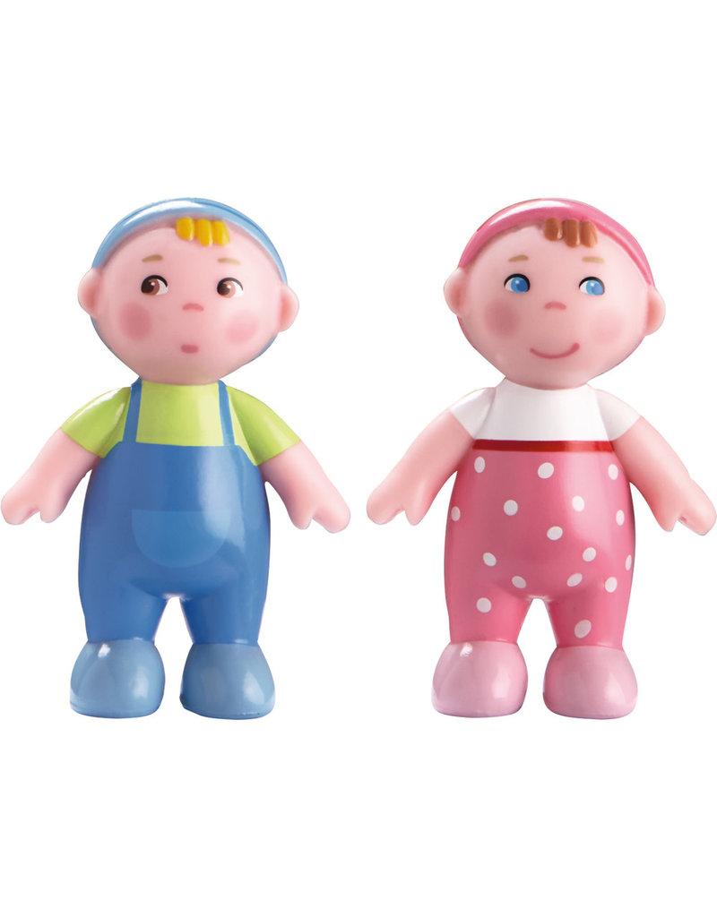 Haba Haba Little Friends baby's Marie en Max