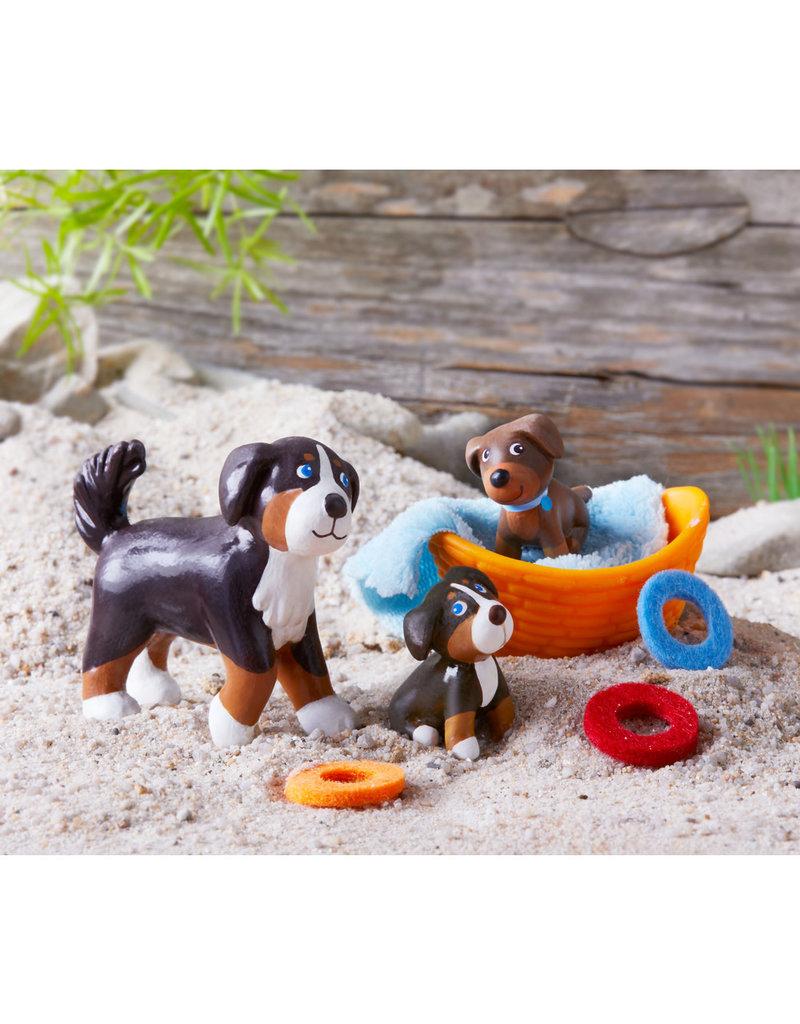 Haba Haba little friends pups