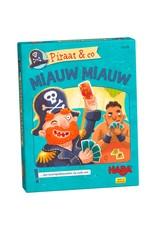 Haba Haba Piraat en co miauw