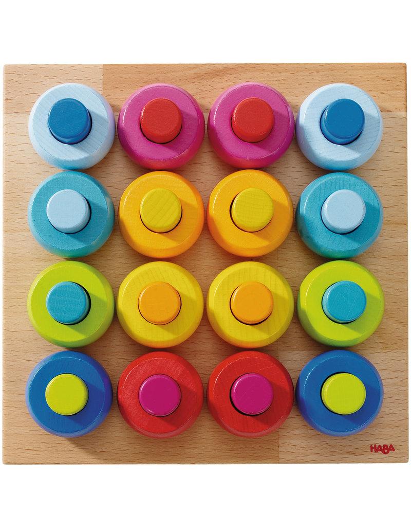 Haba Haba steekspel kleurenringen 002202