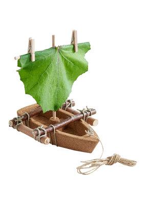 Haba Haba Terra Kids bouwpakket kurken boot