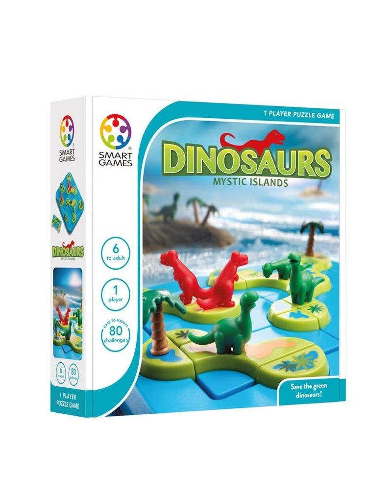 Smart games SmartGames Dino mystic islands