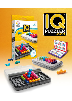 Smart games SmartGames IQ puzzler pro