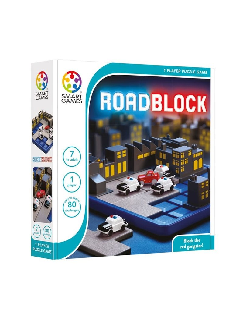 Smart games SmartGames Roadblock