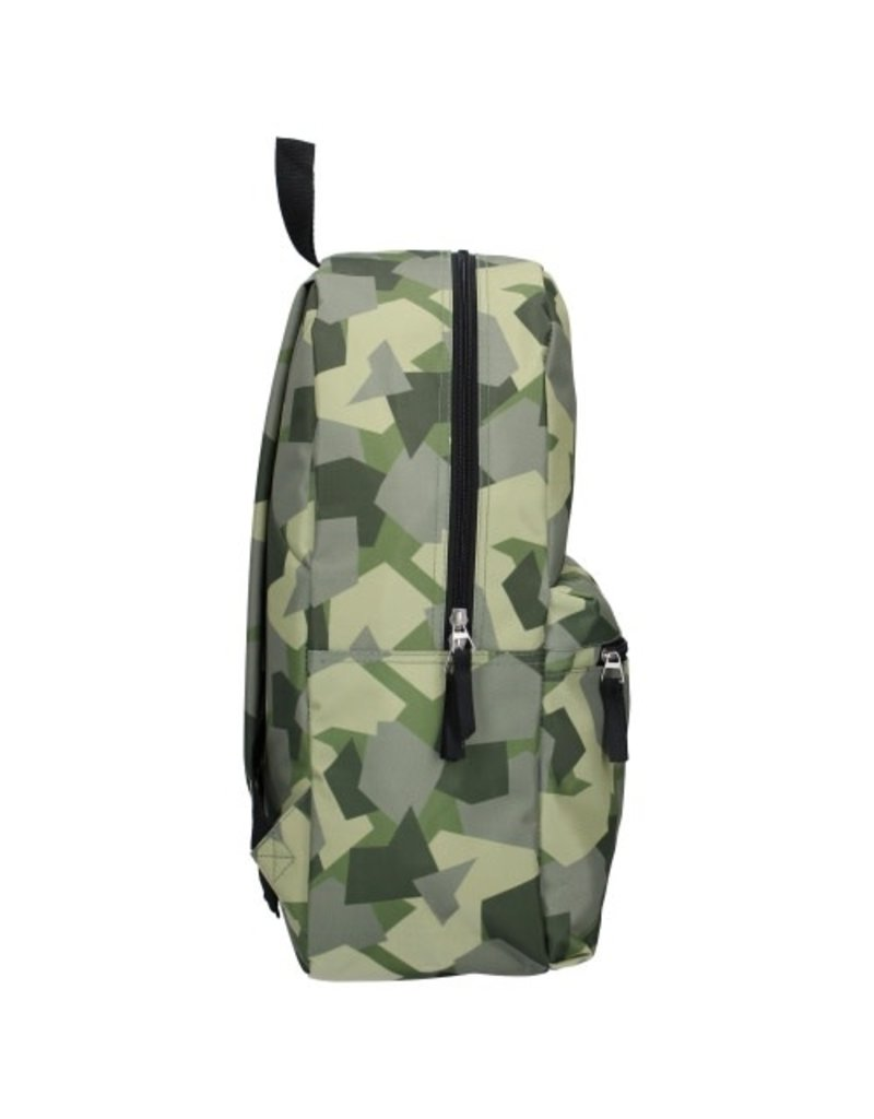 Skooter Skooter rugzak PL premium Confidence camouflage