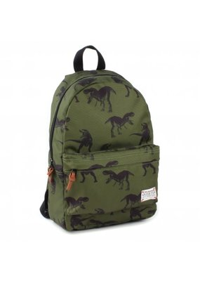 Skooter Skooter rugzak Animal Kingdom green
