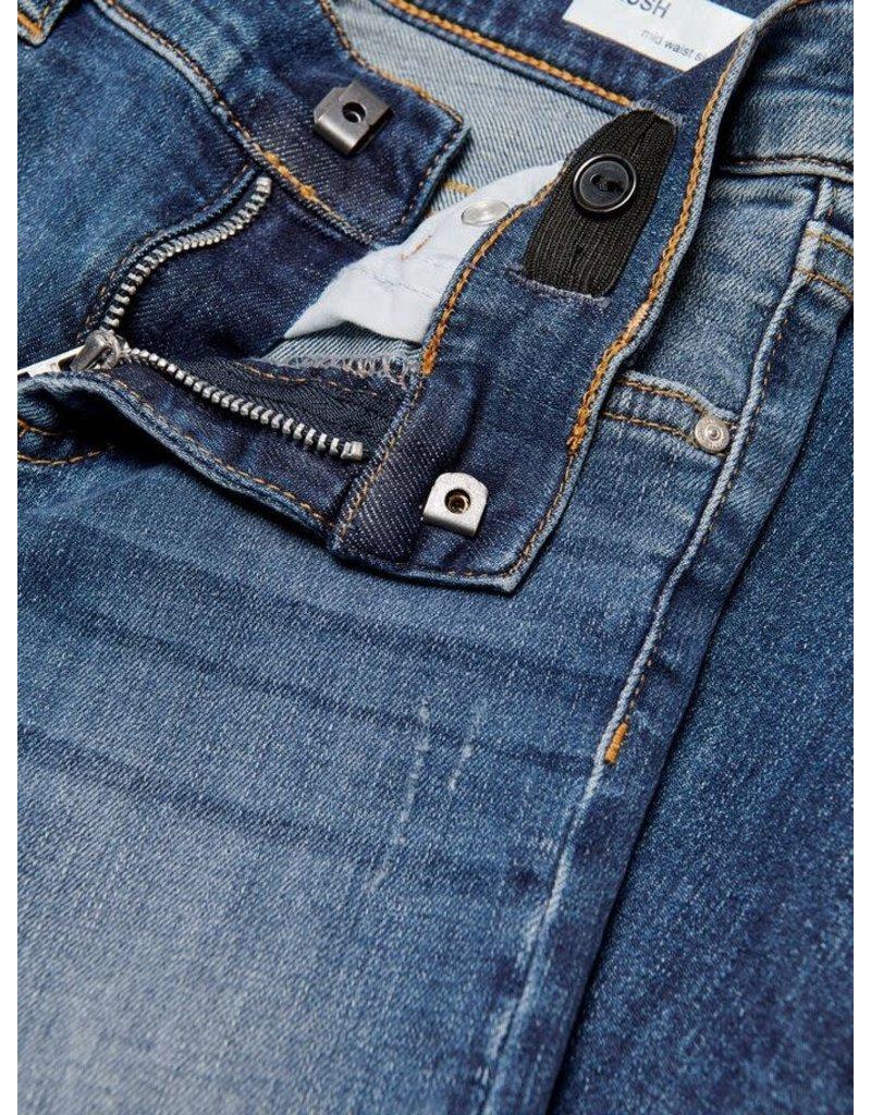 Kids Only Kids only konblush Skinny raw jeans 1099 medium blue denim