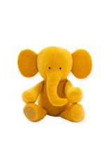 Jollein Jollein knuffel elephant mustard