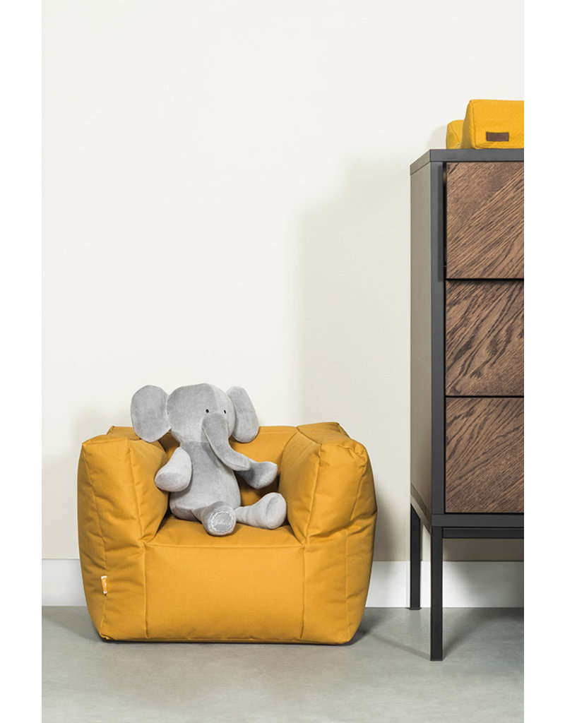 Jollein Jollein knuffel elephant storm grey