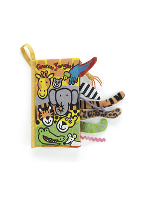 Jellycat Jellycat jungly book